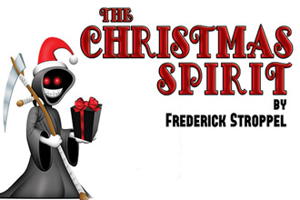 The Christmas Spirit by Frederick Stroppel. Firehouse Theater Company