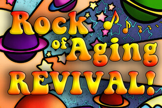 Revival of Rock of Aging by Deborah Montgomery. Firehouse Theater Company